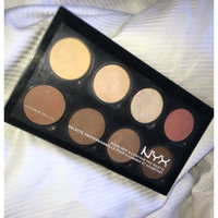 NYX Highlight & Contour Cream Pro Palette uploaded by Laura S.