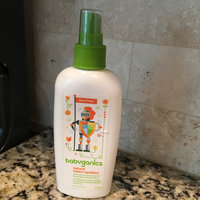 babyganics® natural insect repellent uploaded by Jordan-Ryann C.