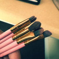 BH Cosmetics Dot Collection Makeup Brush Set, Multicolor uploaded by Kay P.