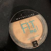Maybelline Fit Me! Set + Smooth Powder uploaded by Graziele P.