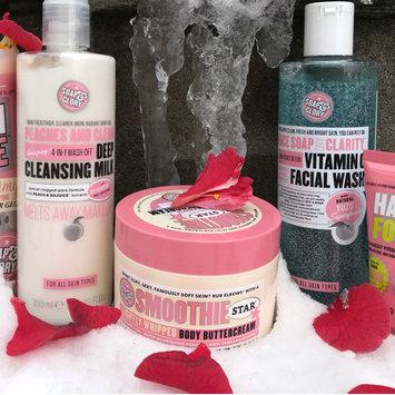 Photo of Soap & Glory Smoothie Star(TM) Body Buttercream 10.1 oz uploaded by Saskia P.
