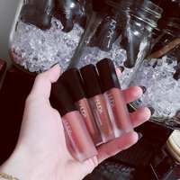 Huda Beauty Liquid Matte Minis Nude Love Edition 4 x 0.064 oz/ 1.9 mL uploaded by Jade B.