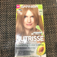 Garnier Ultra Coverage Nourishing Color Creme 800 - Almond Cookie uploaded by Maritza L.