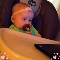 Natursutten Rounded Rubber Pacifier - Small uploaded by Meghan W.