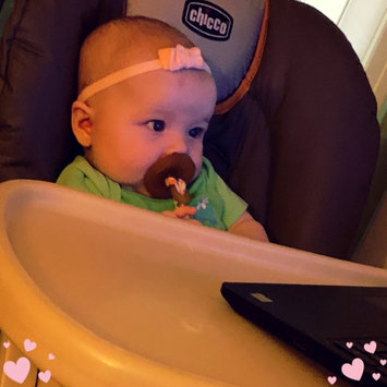 Photo of Natursutten Rounded Rubber Pacifier - Small uploaded by Meghan W.