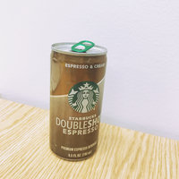 Starbucks Double Shot Espresso And Cream Coffee Drink uploaded by Sarah H.