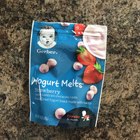 Gerber® Graduates® Yogurt Melts® | Strawberry uploaded by Kendra O.