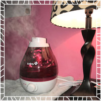 Safety 1st 360-Degree Cool Mist Ultrasonic Humidifier, (Choose your Color) uploaded by Amanda G.