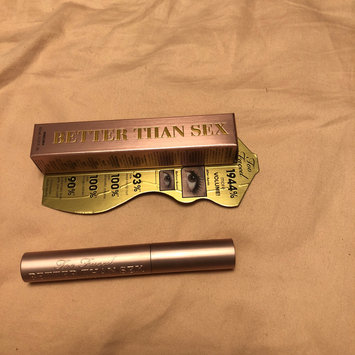 Photo of Too Faced Better Than Sex Mascara uploaded by Laurel N.