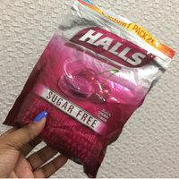 HALLS Sugar Free Black Cherry Cough Menthol Drops uploaded by Nia N.