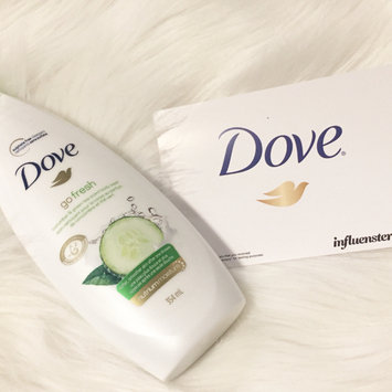 Photo of Dove Go Fresh Cool Moisture Body Wash uploaded by Eda M.