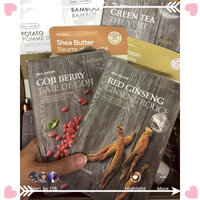 The Face Shop - Real Nature Mask Red Ginseng 1 sheet uploaded by Anouska A.