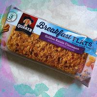 Quaker Life® Breakfast Flats Golden Raisin Cinnamon Breakfast Bars uploaded by Sarah S.