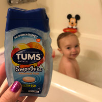 Tums Smoothies Extra Strength Assorted Fruit Antacid/Calcium Supplement, 60ct uploaded by Jessica Y.