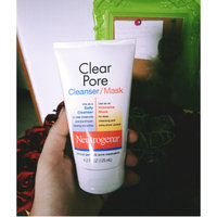 Neutrogena® Clear Pore Cleanser/Mask uploaded by Barbara V.