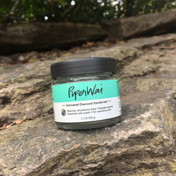 Photo of PiperWai Natural Deodorant 2 oz uploaded by Maia T.