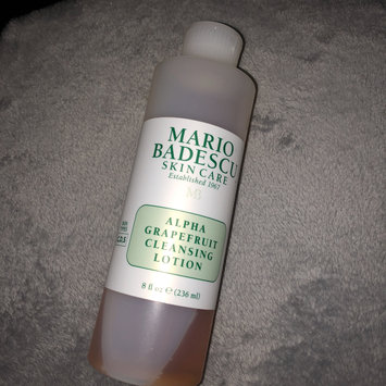 Photo of Mario Badescu Alpha Grapefruit Cleansing Lotion uploaded by Sarah T.