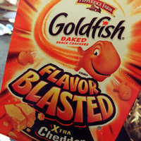 Goldfish® Flavor Blasted Xtra Cheddar Baked Snack Crackers uploaded by Shawna T.