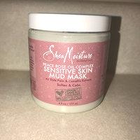 SheaMoisture Peace Rose Oil Complex Sensitive Skin Mud Mask uploaded by Savannah K.