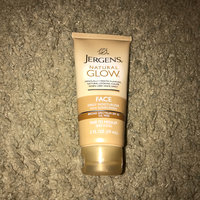 JERGENS® Natural Glow® FACE Daily Moisturizer with Sunscreen Broad Spectrum SPF 20 uploaded by Savannah K.