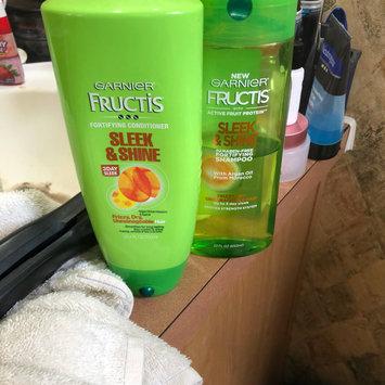 Photo of Garnier Fructis Sleek & Shine Conditioner uploaded by Brandy R.