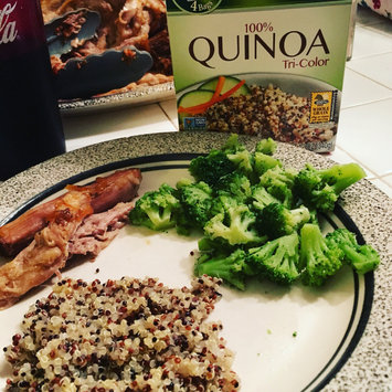 Photo of Success® Boil-in-Bag Tri-Color Quinoa 12 oz. Box uploaded by Stacy L.
