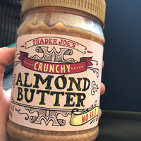 Trader Joe's Creamy Almond Butter Salted uploaded by Teodora D.