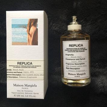 Photo of Maison Martin Margiela Replica Beach Walk Eau de Toilette Spray uploaded by Stephanie R.