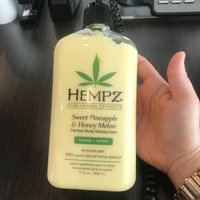 Hempz Sweet Pineapple & Honey Melon Moisturizer uploaded by Amazing D.
