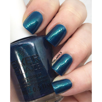 Photo of China Glaze Ever Glaze Extended Wear Nail Lacquer uploaded by Ilze D.