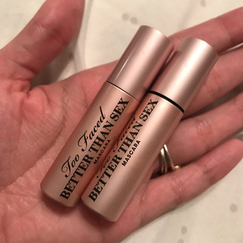 Photo of Too Faced Better Than Sex Mascara uploaded by Natalia A.