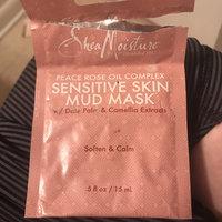 SheaMoisture Peace Rose Oil Complex Sensitive Skin Mud Mask uploaded by Meg F.