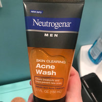 Neutrogena® Men Skin Clearing Acne Wash uploaded by Torii P.