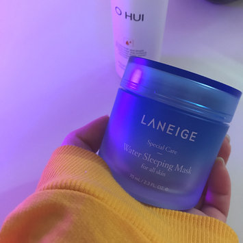 Photo of LANEIGE Water Sleeping Mask uploaded by Jean A.