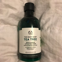 The Body Shop Tea Tree Skin Clearing Mattifying Toner uploaded by Lindsey D.