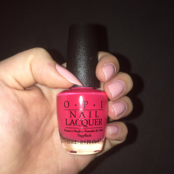 Photo of OPI Nail Lacquer uploaded by Carys N.
