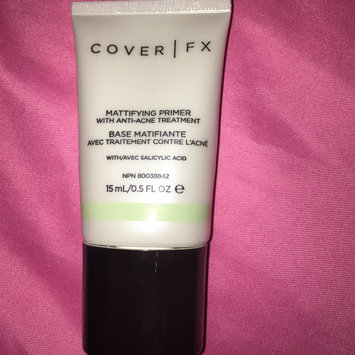 Photo of Cover FX Mattifying Primer With Anti-Acne Treatment uploaded by Ercilia Z.