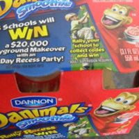 Danimals Nonfat Yogurt Strawberry 4 Oz 4 Ct uploaded by Lamara J.