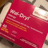 Walgreens Wal-Dryl Allergy Relief uploaded by Suzanne M.