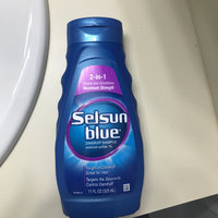 Selsun Blue Dandruff Shampoo 2-in-1 Cleans and Conditions Maximum Strength uploaded by Anabel D.