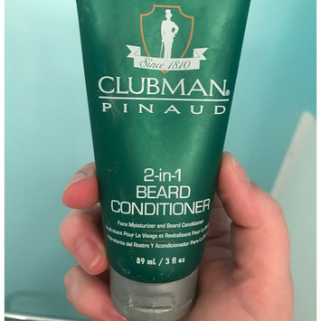 Photo of Clubman 2-in-1 Beard Conditioner uploaded by Torii P.