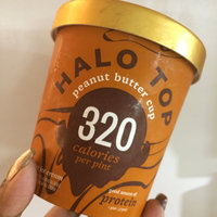 Halo Top Peanut Butter Cup Ice Cream uploaded by Nia N.