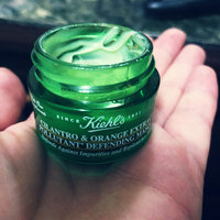 Kiehl's Cilantro & Orange Extract Pollutant Defending Mask uploaded by Andrea T.