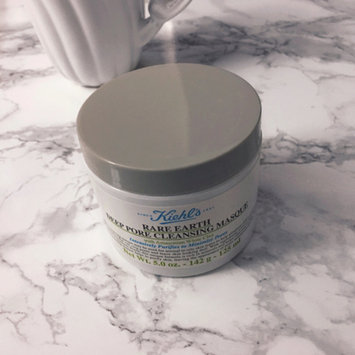 Photo of Kiehl's Rare Earth Deep Pore Cleansing Mask uploaded by Kara D.