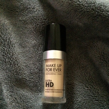 Photo of MAKE UP FOR EVER Ultra HD Foundation uploaded by Rayvn S.