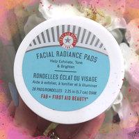 First Aid Beauty Facial Radiance Pads uploaded by aesthetic_nurse_hana a.