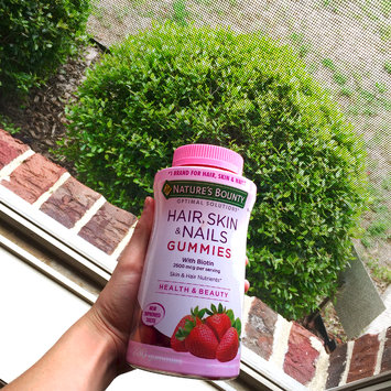 Photo of Nature's Bounty Hair, Skin & Nails Gummies uploaded by Ashley C.