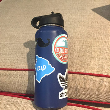 Photo of Hydro Flask Insulated Wide Mouth Stainless Steel Water Bottle, 32-Ounce [] uploaded by Tyler N.