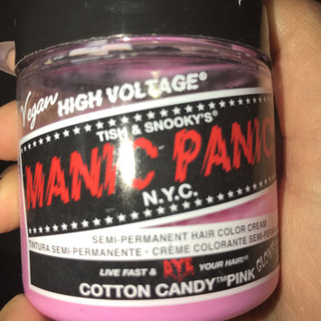 Photo of Manic Panic High Voltage® Classic Cream Formula Hair Color uploaded by Dua'a J.