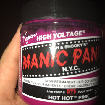 Photo of Manic Panic Amplified™ Squeeze Bottle uploaded by Dua'a J.